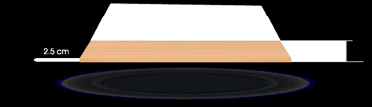 BulDesk Pro Sizes