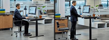 BulDesk Pro standing desks