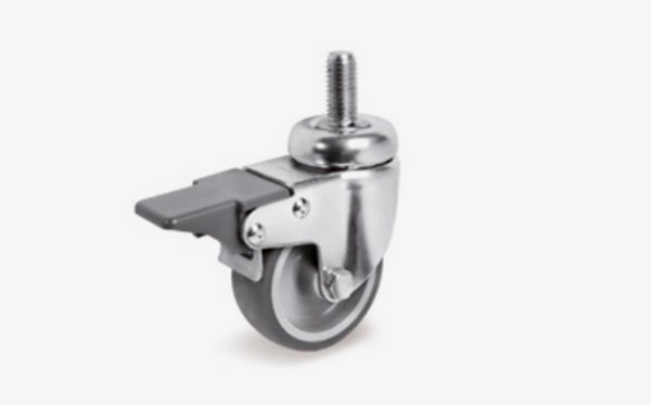 BulDesk Pro Caster Wheels