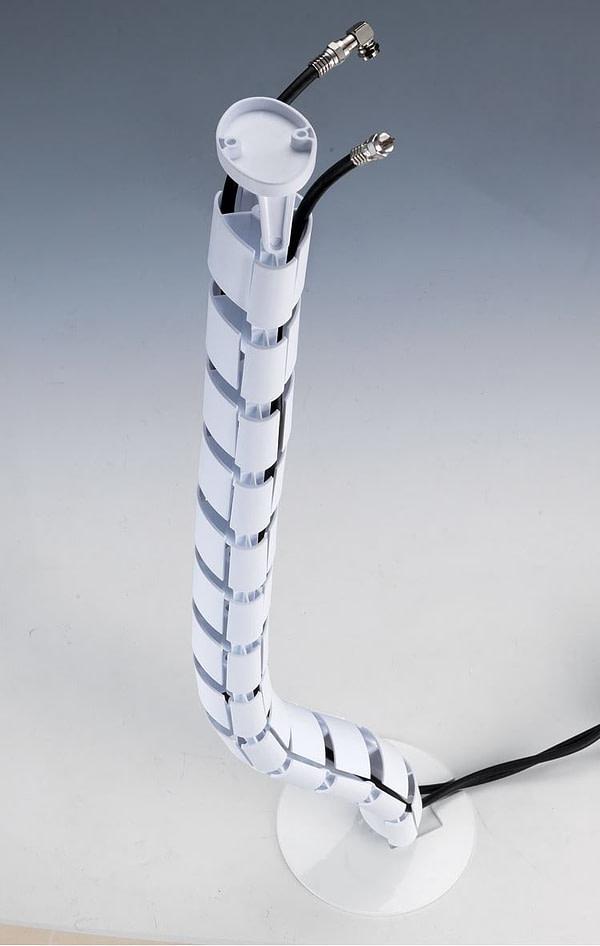 Cable spiral BulDesk Pro Spiral Grey