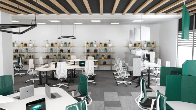 BulDesk Pro height adjustable standing desks and office furniture